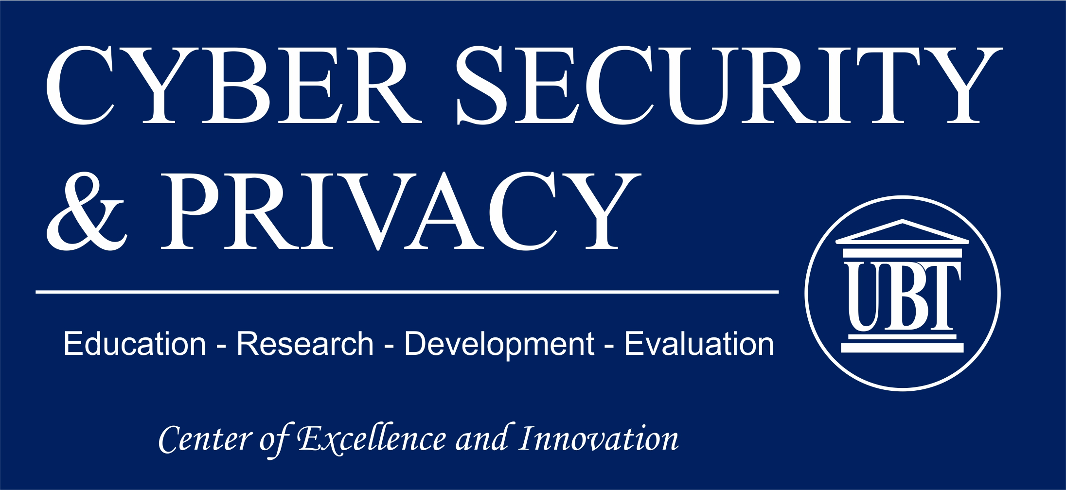 LOGO - Cyber Security and Privacy