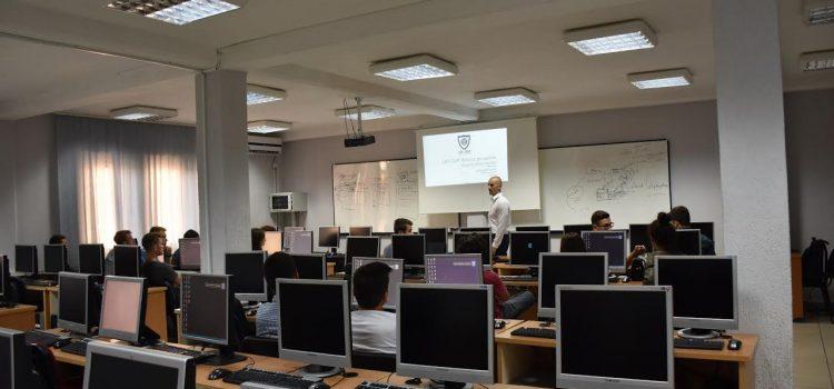 """Sigura kibernetike dhe Privatësia, tema që zgjoi interesim tek pjesëmarrësit e """"UBT Summer of Code"""""""