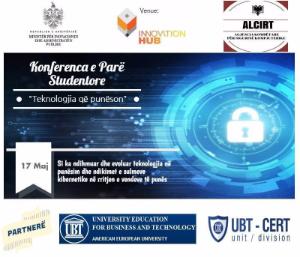 ALCIRT dhe UBT-CERT organizojnë Javën e Inovacionit