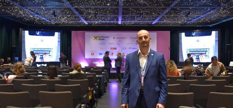 "UBT-CERT merr pjesë në konferencën ""The Leading Path to Innovation"""