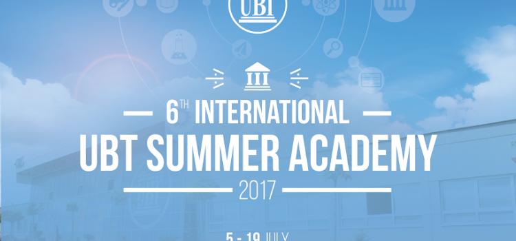 Ftesë për aplikim për Akademinë Ndërkombëtar Verore (International Summer Academy 2017)