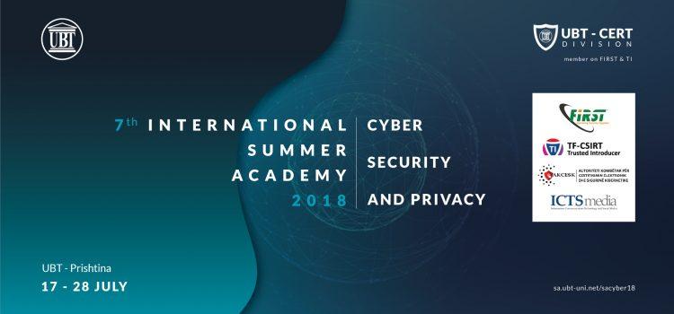 Cyber Security & Privacy Shkolla Verore 18