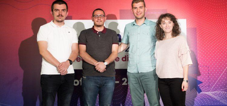 UBT-CERT në Sofie të Bullgarisë në garën Balkan Hackathon
