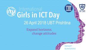 Në Ditën Ndërkombëtare të Vajzave në ICT