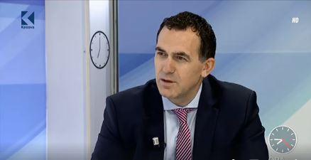 Promovimi i Javës së Shkencës Edmond Hajrizi, Rektor i UBT-së