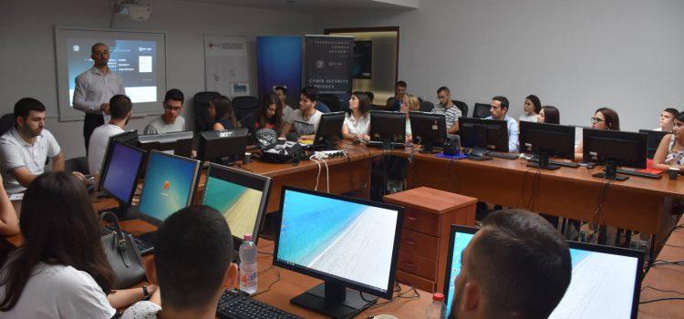 Vazhdon ANV e CSP 18 Tiranë ditën e 2 të ligjëratave nga UBT-CERT Team