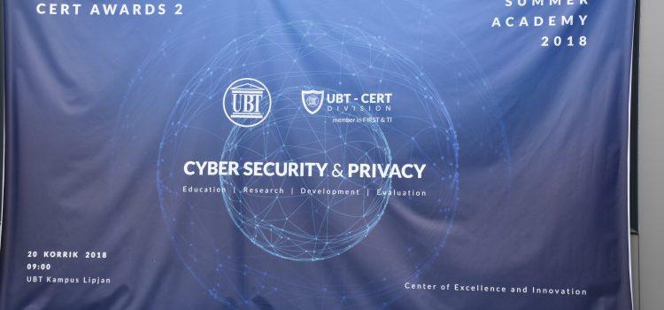 ANV e CSP mbyll aktivitetet e edicionit të 2 në UBT Prishtinë