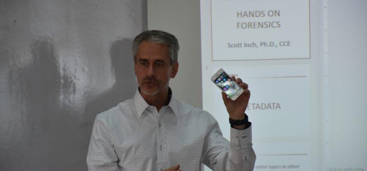 Vazhdon ANV e CSP ditën e 7 të ligjëratave Mobile Digital Forensics UBT Prishtinë