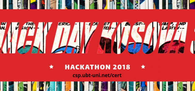 Hack Day Kosova 3 – Application still open